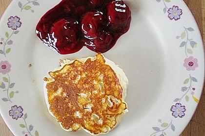 Quarkpuffer mit Pfirsichen 25