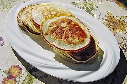 Quarkpuffer mit Pfirsichen 9
