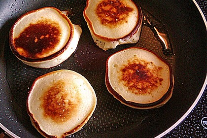 Quarkpuffer mit Pfirsichen 18
