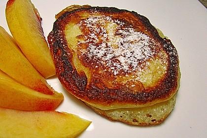 Quarkpuffer mit Pfirsichen 27