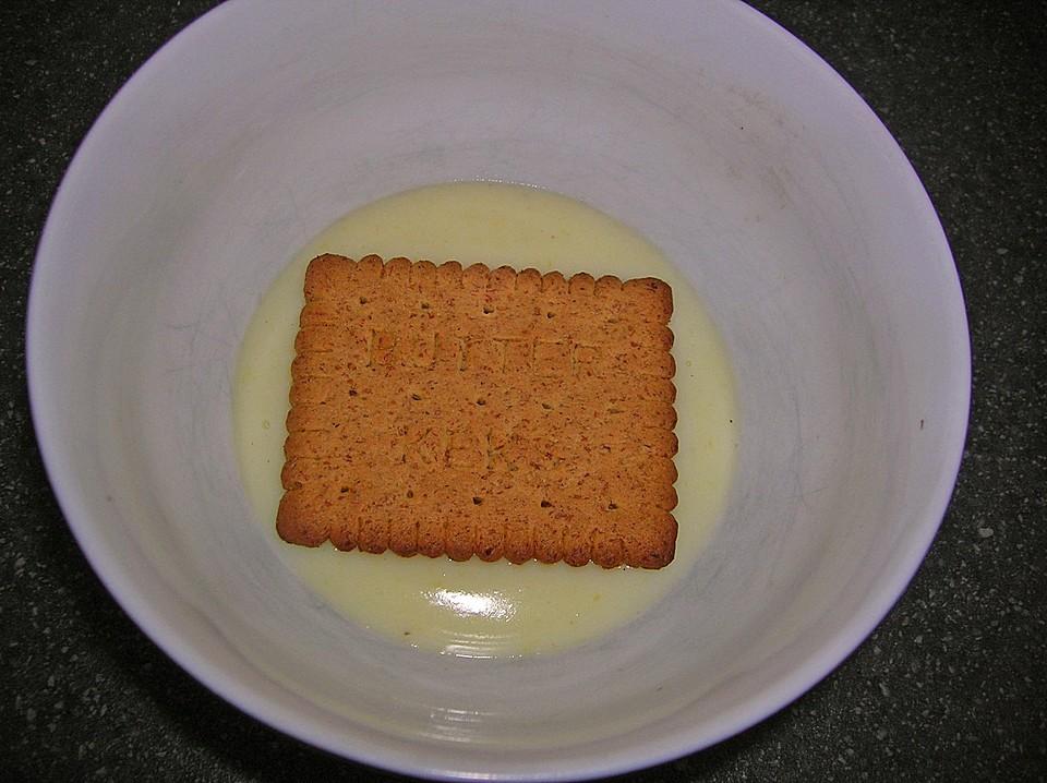 vanille pudding mit butterkeksen rezept mit bild. Black Bedroom Furniture Sets. Home Design Ideas
