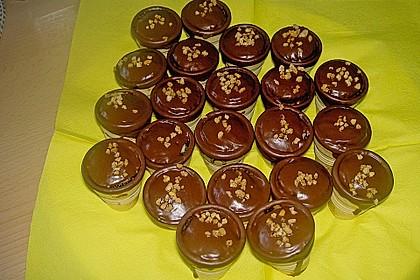 Kleine Kuchen im Waffelbecher 284