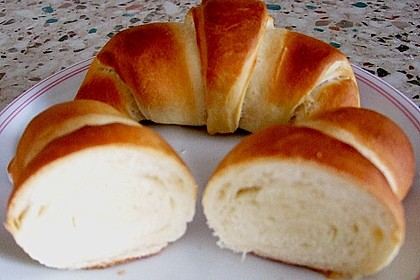 Frühstückskipferln nach Eichkatzerl Art 22