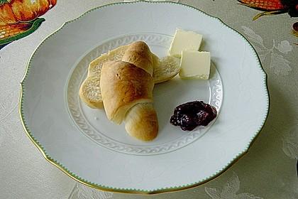 Frühstückskipferln nach Eichkatzerl Art 39