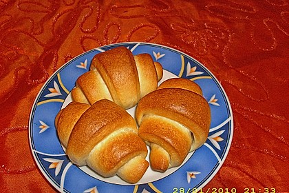 Frühstückskipferln nach Eichkatzerl Art 7