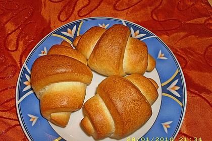 Frühstückskipferln nach Eichkatzerl Art 8