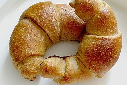 Frühstückskipferln nach Eichkatzerl Art 12