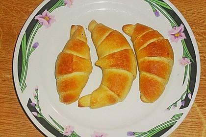 Frühstückskipferln nach Eichkatzerl Art 35