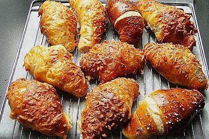 Frühstückskipferln nach Eichkatzerl Art 41
