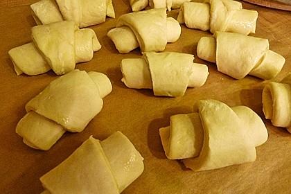 Frühstückskipferln nach Eichkatzerl Art 59