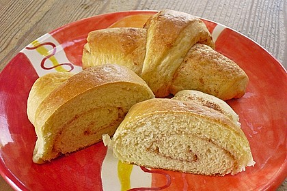 Frühstückskipferln nach Eichkatzerl Art 4
