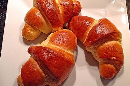 Frühstückskipferln nach Eichkatzerl Art 27