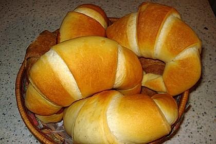 Frühstückskipferln nach Eichkatzerl Art 5