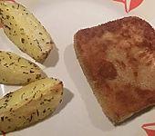 Backofenkartoffeln mit Kräutern der Provence (Bild)