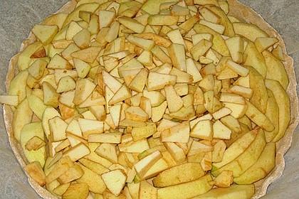 Schneller Apfel - Hefe - Blechkuchen von Laura 10