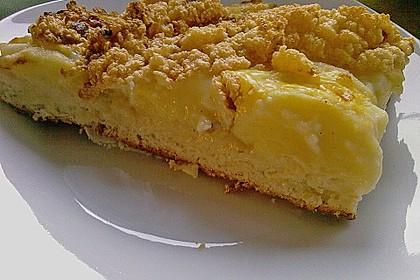 Schneller Apfel - Hefe - Blechkuchen von Laura 5