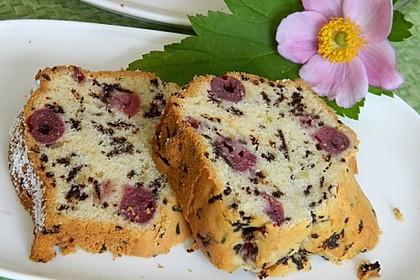 Kirsch - Kranzkuchen