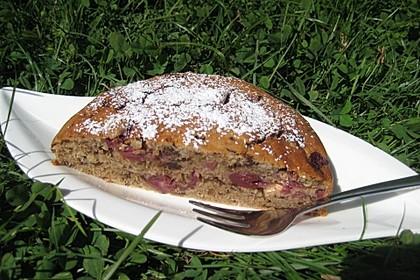 Kirsch - Kranzkuchen 12