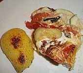 Zucchinischnitzel (Bild)