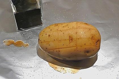 Anjas würzige Folienkartoffeln