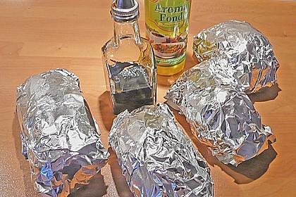 Anjas würzige Folienkartoffeln 1