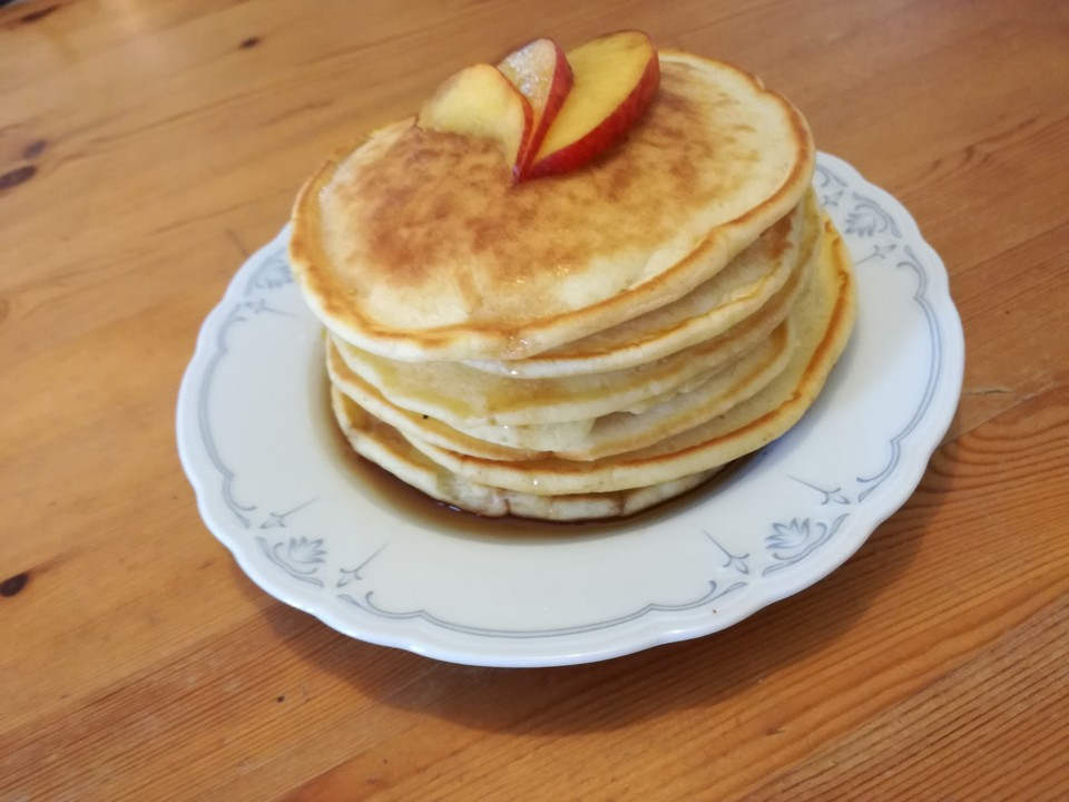 original american pancakes rezept mit bild von honori. Black Bedroom Furniture Sets. Home Design Ideas