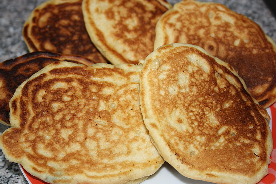how to make original american pancakes