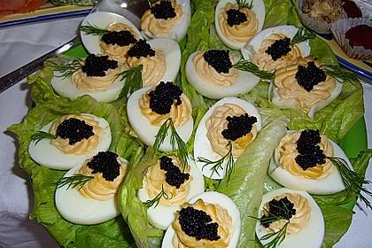 Gefüllte Eier - ganz klassisch 1
