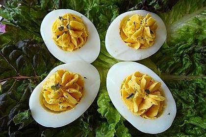 Gefüllte Eier - ganz klassisch