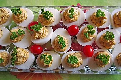 Gefüllte Eier - ganz klassisch 2