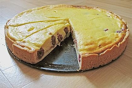 Kirsch - Käse - Kuchen