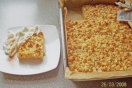 Riemchen apfelkuchen vom blech