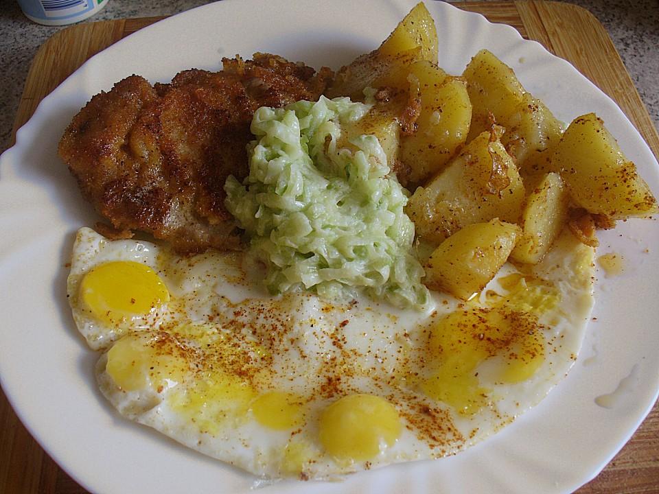 Wiener Schnitzel (Rezept mit Bild) von Bletschi | Chefkoch.de