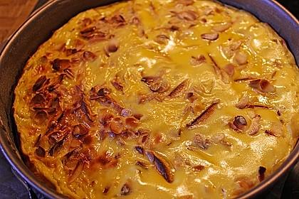 Apfelkuchen mit Rahmguss 7