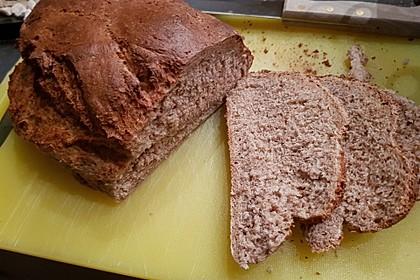 Dinkel - Buttermilch - Brot 8