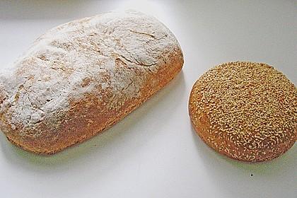 Dinkel - Buttermilch - Brot 3