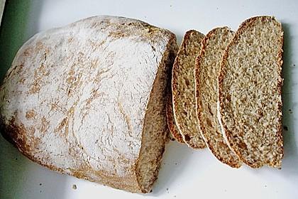 Dinkel - Buttermilch - Brot 6