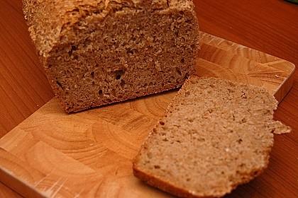 Dinkel - Buttermilch - Brot 2