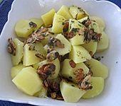 Petersilien - Mandel - Kartoffeln