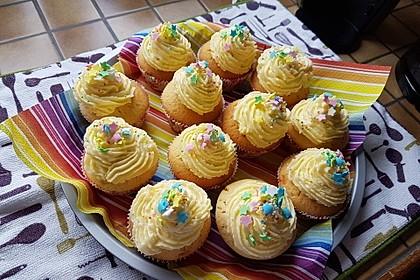Lockere Zitronenmuffins 15
