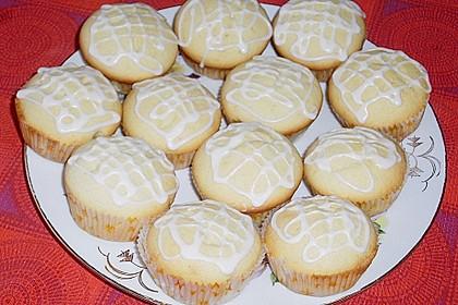 Lockere Zitronenmuffins 85