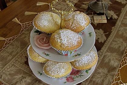 Lockere Zitronenmuffins 29