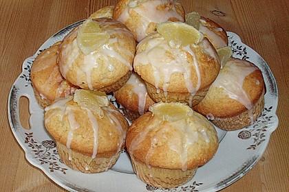 Lockere Zitronenmuffins 32
