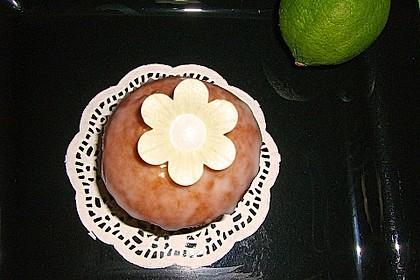Lockere Zitronenmuffins 77