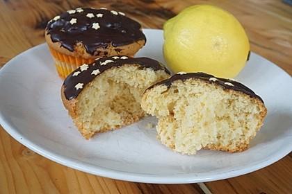 Lockere Zitronenmuffins 26