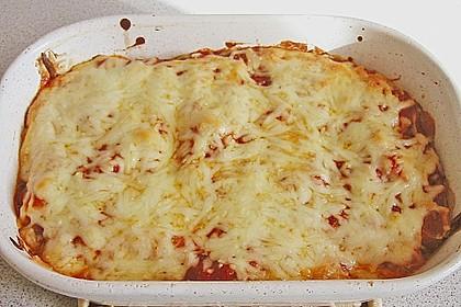 Cannelloni mit cremiger Gemüse-Käse-Füllung 30