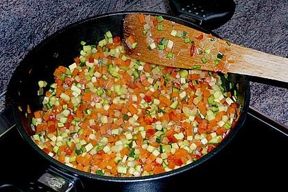 Cannelloni mit cremiger Gemüse-Käse-Füllung 35