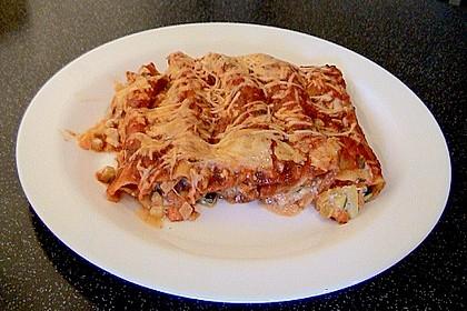 Cannelloni mit cremiger Gemüse-Käse-Füllung 31