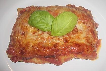 Cannelloni mit cremiger Gemüse-Käse-Füllung 11