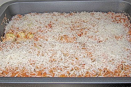 Cannelloni mit cremiger Gemüse-Käse-Füllung 38